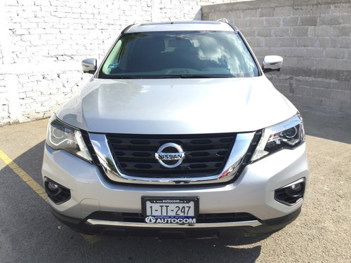 2017 nissan pathfinder exclusive awd 3.5 cvt