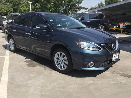 2017 nissan sentra advance 1.8 mt