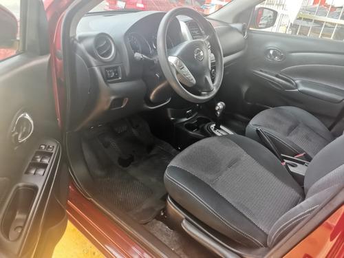 2017 nissan versa (1.6 advance auto)