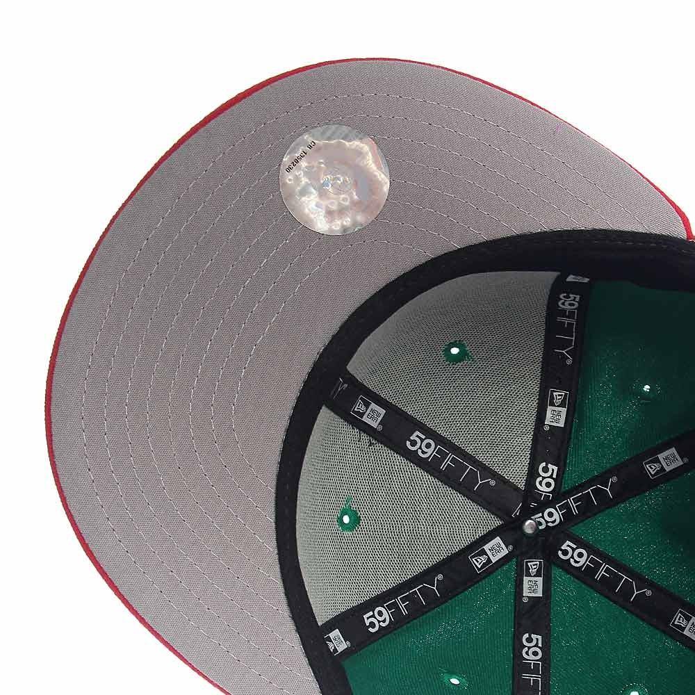 2017 serie mundial 59 fifty méxico wbc gorra new era verde. Cargando zoom. 082572b2711