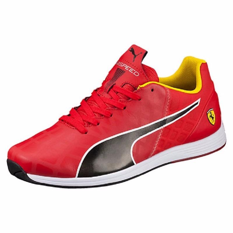 ... coupon code for 2017 tenis puma evospeed 1.4 scuderia ferrari rojo y  negro. cargando zoom ea0f29093e5