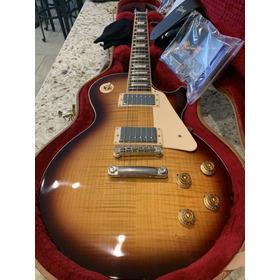 2017 Usa Gibson Les Paul Traditional In Desert Burst