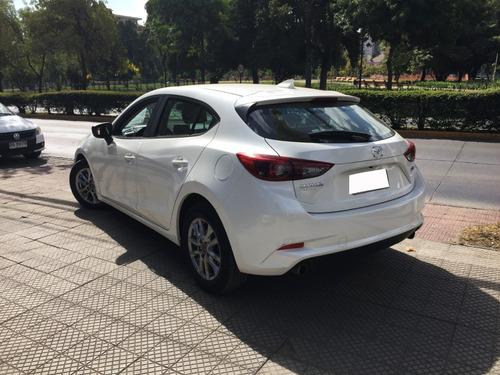 2018 mazda 3 2.0 skyactiv-g v auto