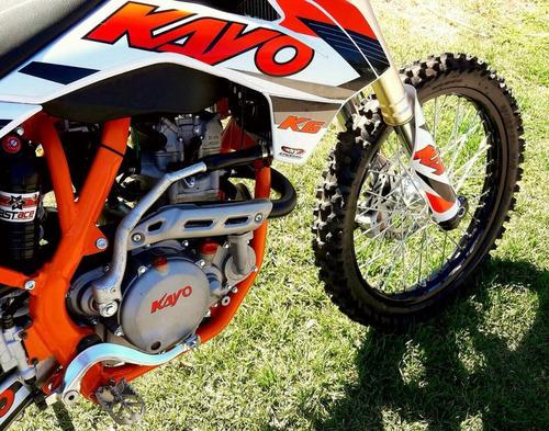 2018 motocross kayo k6 250 okm