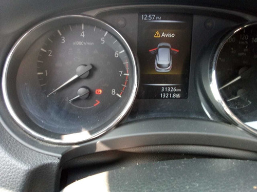 2018 nissan qashqai 2.0 cvt auto advance