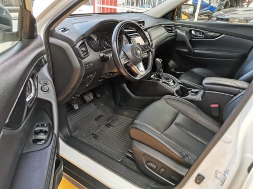 2018 nissan x-trail exclusive 3 row