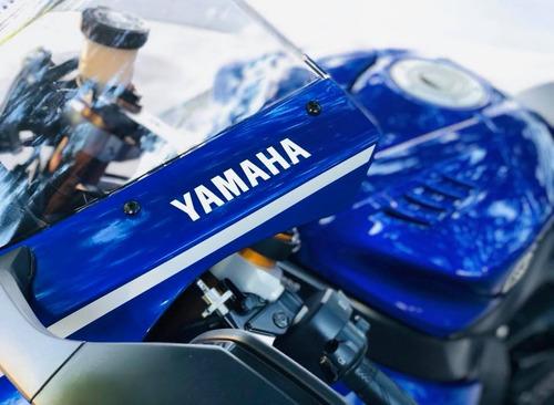 2018 yamaha yzfr6 r6 azul okm