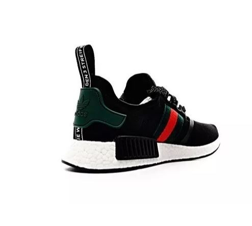 innovative design 641cc 7c20b 2019 Black Friday Novembro Outfit Gucci De Grife adidas Nmd