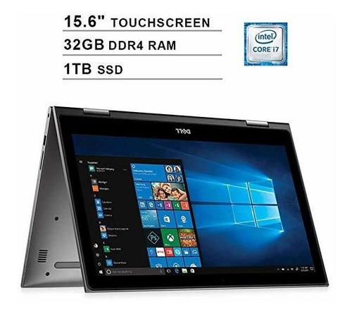 2019 dell inspiron 15 5000 15.6 inch fhd touchscreen 2-in- ®