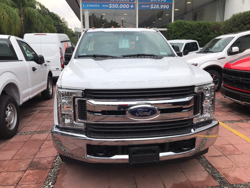 2019 ford f-350 ktp xl 6.2l gas at a/a