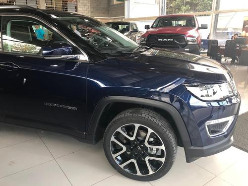 2019 jeep compass 2.4l limited plus 4x4 at9 oferta vtasweb
