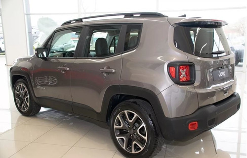 2019 | jeep renegade | billet grey | test drive
