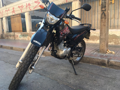 2019 motocross yamaha xtz 125 + extras