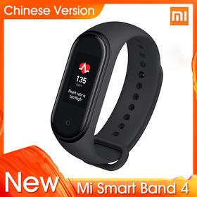 2019 Original Xiaomi Mi Banda 4 El Más Nuevo Música Intelige