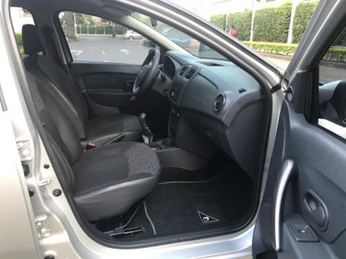 2019 renault nuevo logan life 4x2 mec gsl 1600 cc prt