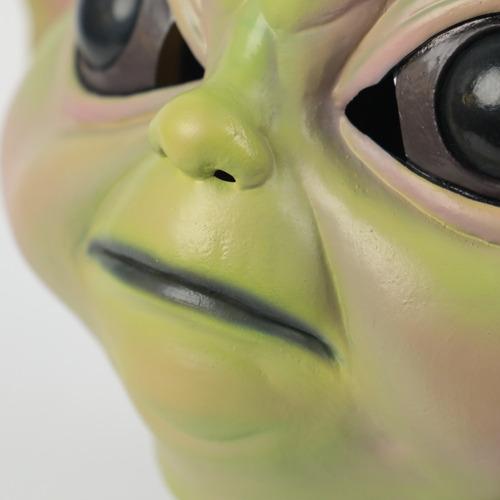2019 star wars cosplay el mandaloriano baby yoda máscara