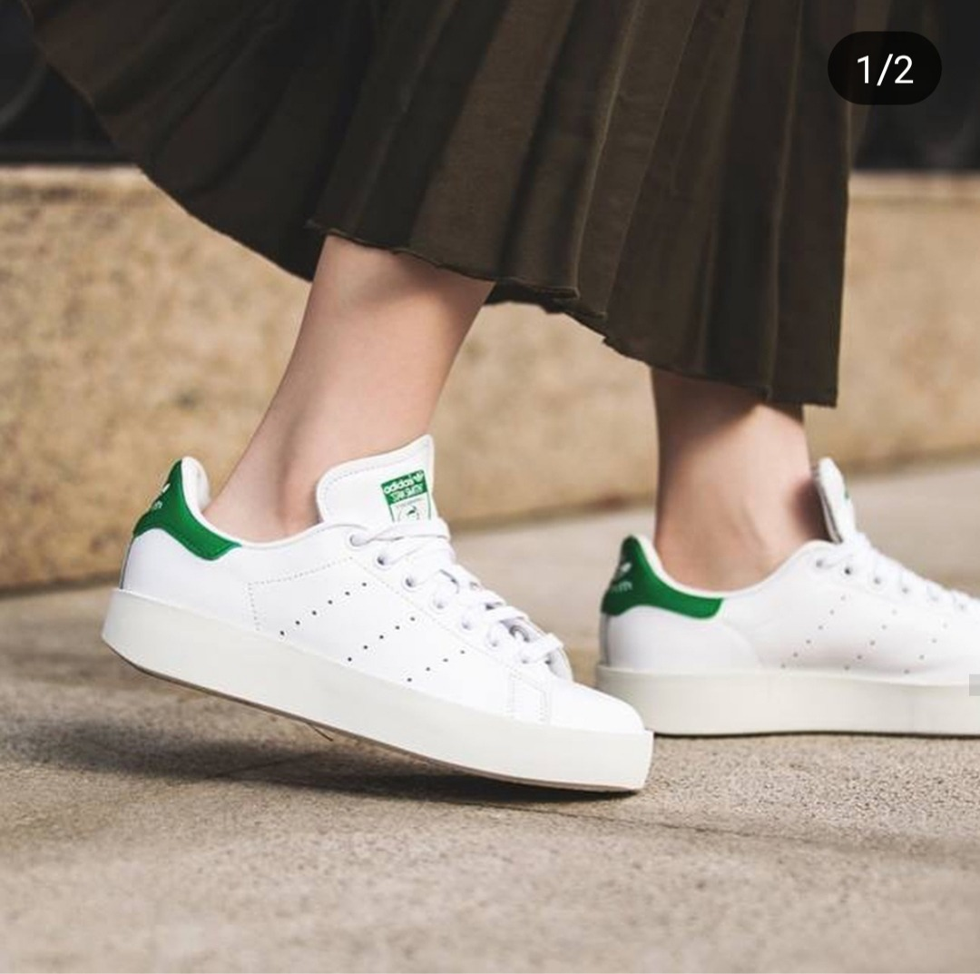 100% authentic 9d920 09197 2019 Zapatillas adidas Originals Stan Smith Bold Plataforma Vans Old Skool  Platform Superstar High Urbanas Mujer Trend