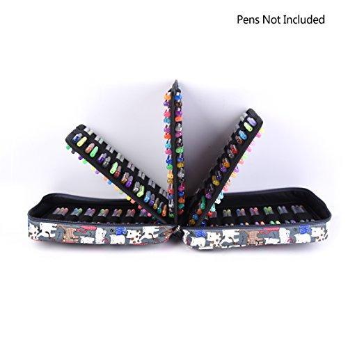 202 lápices de colores lápiz / 136 lápices de colores de gel