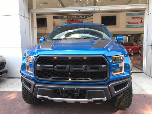 2020 ford lobo raptor super cab 4x4 35l v6 nueva