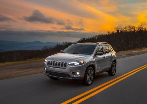 2020 jeep cherokee overland piel sunroof 271hp 6cil 9vel arh