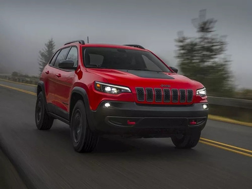 2020 jeep cherokee trailhawk 4x4 sunroof 271hp 6cil 9vel arh