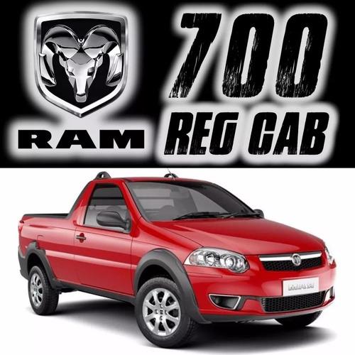 2020 pickup ram 700 cabina sencil airbag abs 4c muelle mfin