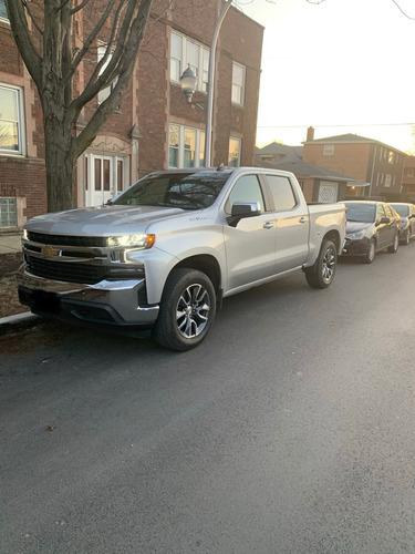 2020 silverado 1500 lt