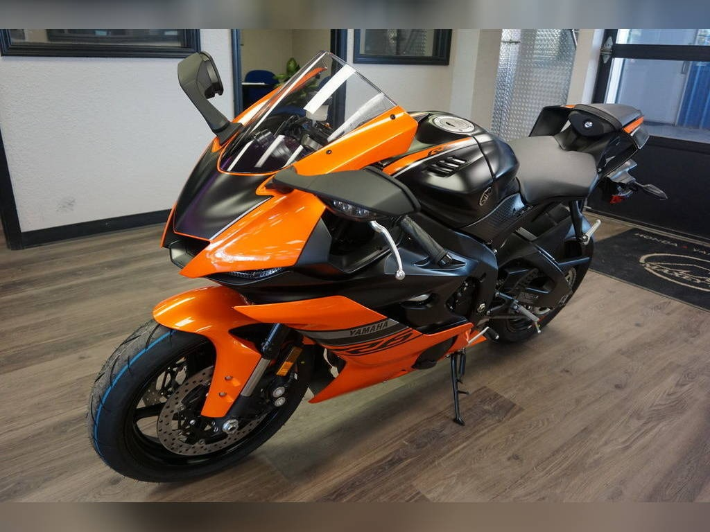 Yamaha R6 2015 - $ 143,500 en Mercado Libre