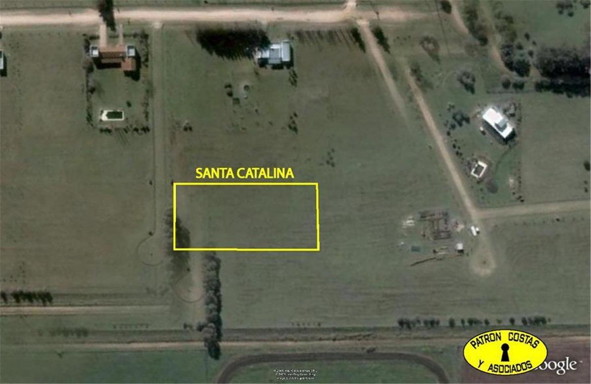 2031-hp- santa catalina lote 15 2500m2 en ruta 6, opendoor