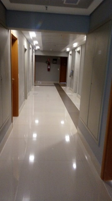 2049 - santos - vila belmiro - sala comercial - com garagem