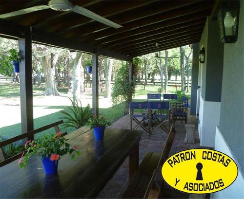 2055-cf-club ecuestre/polo 10has boxes-cancha-casa principal