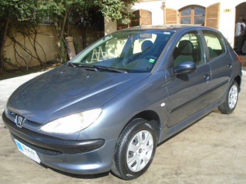 206 1.0 sensation 16v gasolina 4p manual