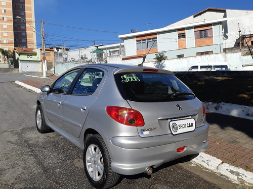 206 1.6 hatch / completo!!!