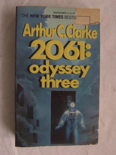 2061 odyssey three arthur c clarke en ingles bolsillo