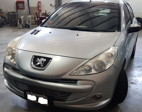 207 compact allure 1.4 n 5p
