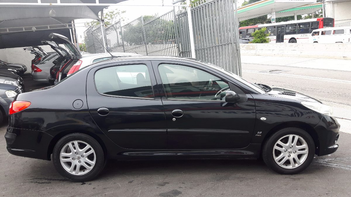 Peugeot 207 Passion 2009 Completo 1 6 Flex Impec U00e1vel