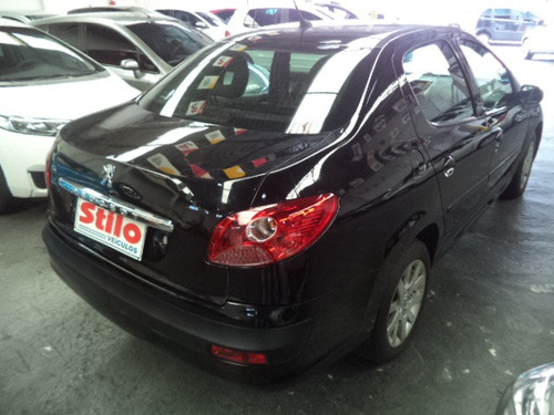 207 sedan passion xs 1.6 flex 2010 preto  completo confira !