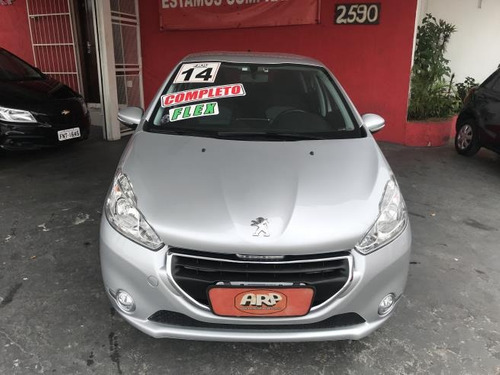 208 1.5 active prata flex 2014