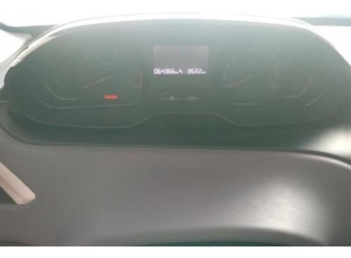 208 1.6 allure 16v flex 4p automático