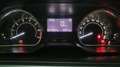 208 1.6 griffe 16v flex 4p automático