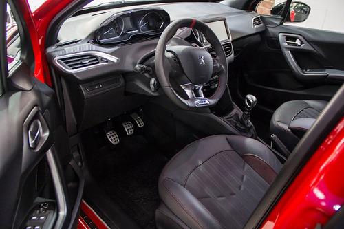 208 allure peugeot autoplan anticipo - albens 1º en ventas