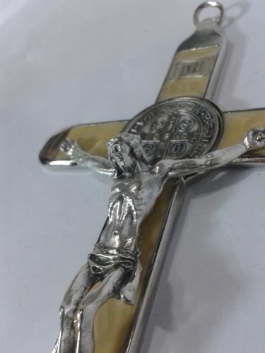 209se vende la cruz de s.benito unica en su estilo y acaba..