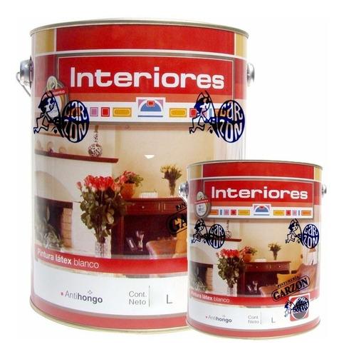 20l + 4l pintura elbex interior antihongos superlavable !
