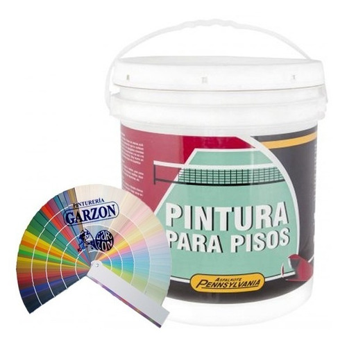 20l pintura piso fachadas pennsylvania color pastel eleccion