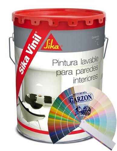 20l pintura sikavinil int lavable colores pastel a eleccion!