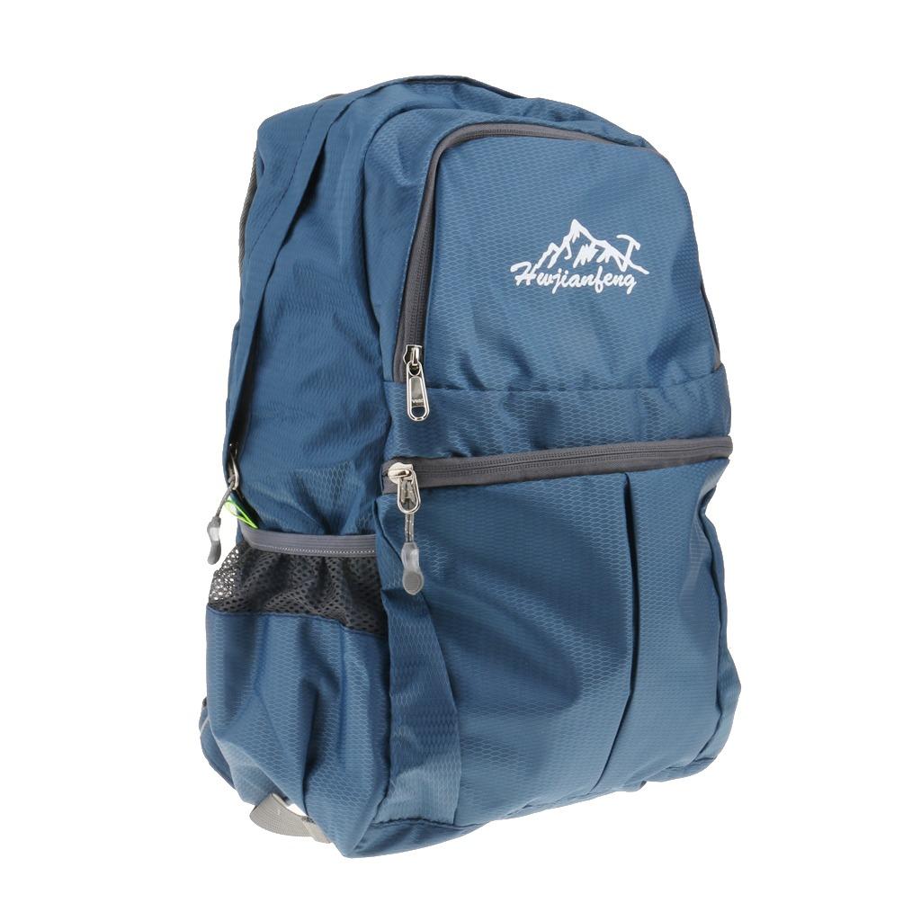 ca2444b2c 20l plegable excursionismo mochila mochila viajes bolsa - ho. Cargando zoom.