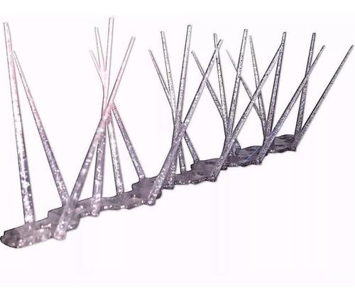 20m pinches pinchos repelente visual espanta palomas pajaros
