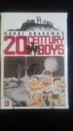 20th century boys vol.1 *naoki urasawa