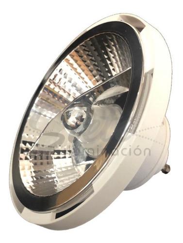 20x lámpara ar111 halospot led 12w gu10 220v luz 4000ºk