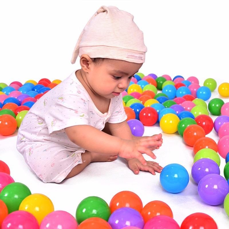 20x pelotas plastico 4cm alberca infantil piscina bebe for Piscinas bebes
